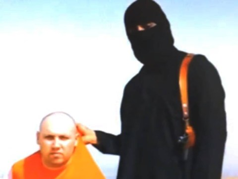Admiral Lord West labels Jihadi John a 'dead man walking'