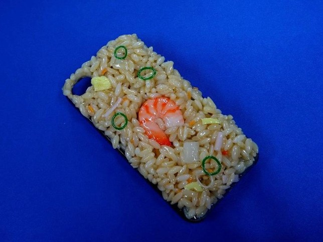 Fake Food Japan, iPhone case, iPhone 5 case, Weird Japanese gadgets, Best iPhone cases, Cheap iPhone cases, Crazy iPhone cases, fake food iPhone case