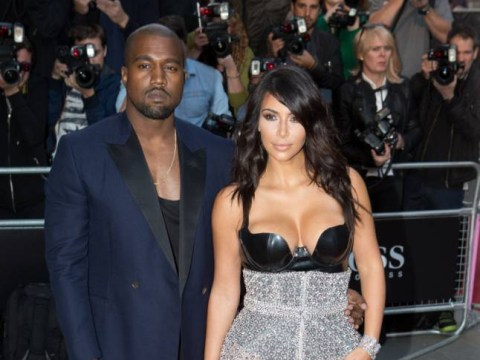Kanye West launches foul-mouthed defence of GQ winner and 'legend' Kim Kardashian