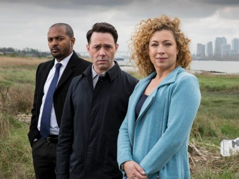 Chasing Shadows was instantly recognisable crime drama but highly watchable