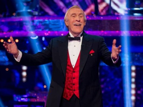 Bruce Forsyth admits being 'lonely' during his time on Strictly Come Dancing