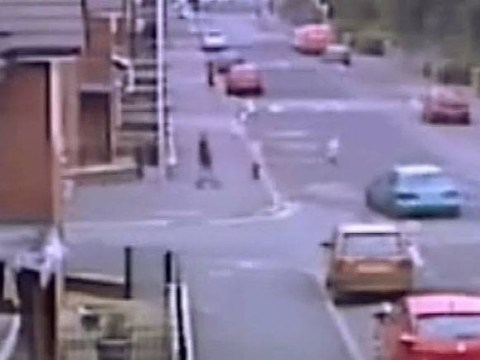 Hit-and-run driver left boy, 11, lying injured in the street