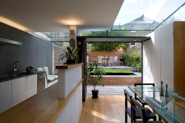 Skinner-Trevion house in Wandsworth, south London (pic: supplied)