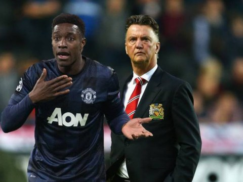 Does this Danny Welbeck stat show Louis van Gaal was wrong to write him off?