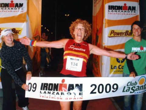 Ironman gran – this 71-year-old is an inspiration to us all