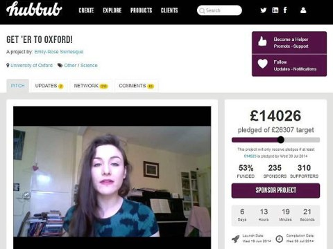 Crowd-funding – the answer to students' prayers or vaguely unethical?