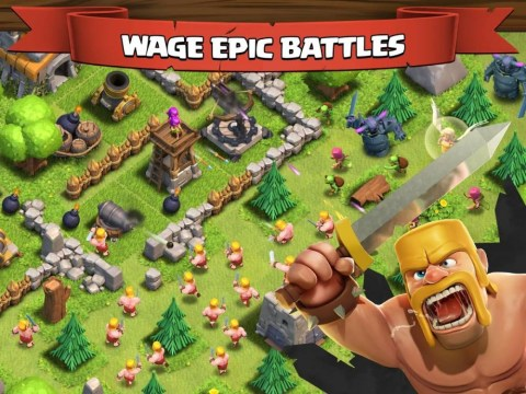 Clash of Clans: Why we can't wait for the Lava Hound update