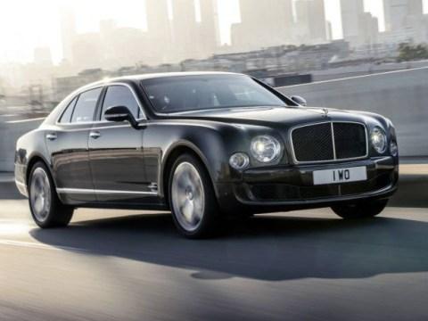 Good news for the wealthy minority – Bentley unveils new luxury car