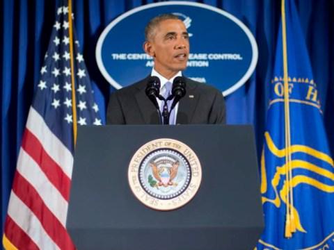 Obama sends 3,000 US troops to West Africa to halt spread of ebola