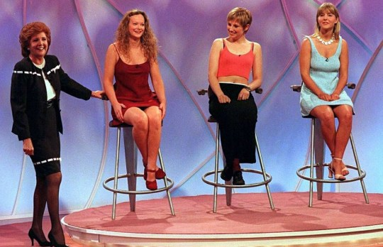 Image result for Blind date tv uk
