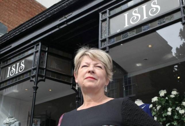 Jill Campbell, Isis