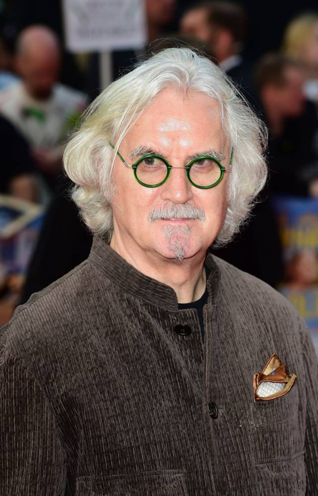 Billy Connolly reveals last conversation with Robin Williams just days before his death