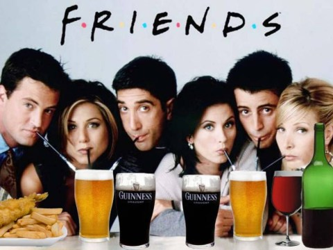 Ross and Rachel on Jeremy Kyle and Greggs instead of Central Perk: What would it be like if Friends was British?
