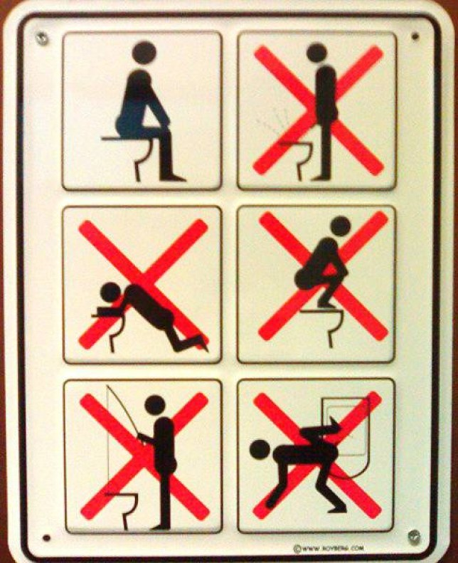 You've been pooing all wrong, Toilet, Squatting, How to go to the toilet, Squat loos, Squatty potty