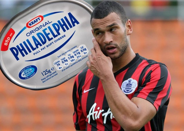 GERA, GERMANY - JULY 26:  Steven Caulker of Queens Park Rangers looks disappointed after the Friendly Match between RasenBallsport Leipzig and Queens Park Rangers at Stadion der Freundschaft on July 26, 2014 in Gera, Germany.  (Photo by Karina Hessland/Bongarts/Getty Images)