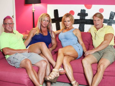 Christian swingers network is only for the super-fit