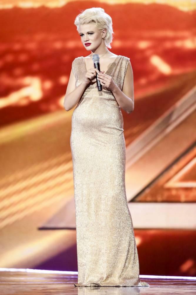 Chloe Jasmine - The X Factor 2014