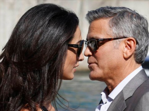 World weeps as gorgeous George Clooney gears up to marry Amal Alamuddin