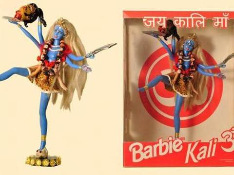 'Barbie-fication of Kali is wrong': Outrage at artist's Barbie doll of Hindu God