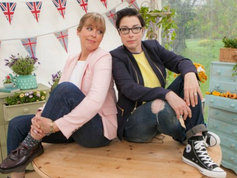 Sue Perkins responds to Great British Bake Off's move to Channel 4 – and hints she might not stick around