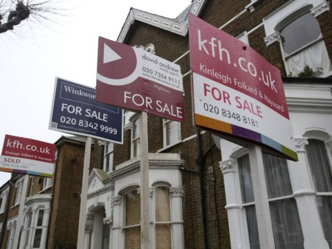 Average cost of a London home is now £500,000 as prices jump 11 per cent