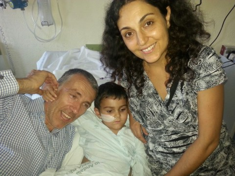 Six-year-old cancer patient Ashya King returns home to UK after getting all clear