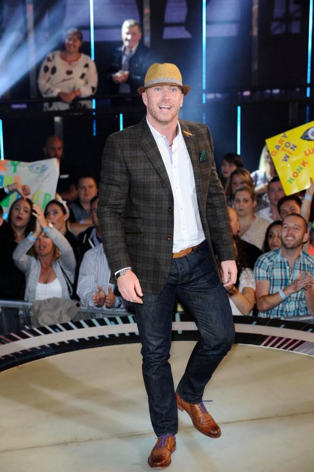Celebrity Big Brother - James Jordan