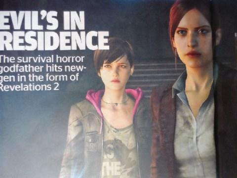 Barry Burton's daughter is star of Resident Evil Revelations 2