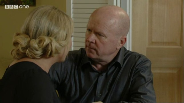 EastEnders Phil Sharon