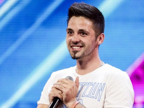The X Factor 2014: Ben Haenow creeped out by persistent male fan who wants to be impregnated by him