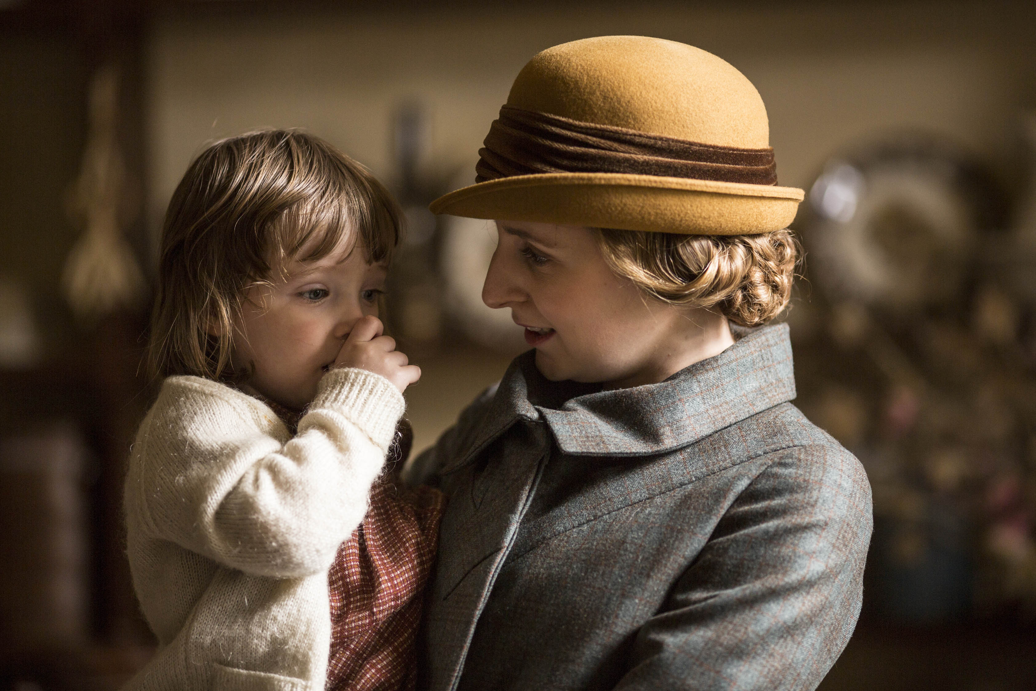 Downton Abbey, season 5, episode 2: Lady Edith