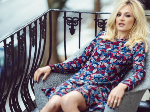 Fearne Cotton admits that a 'cat clothing range sounds amazing'