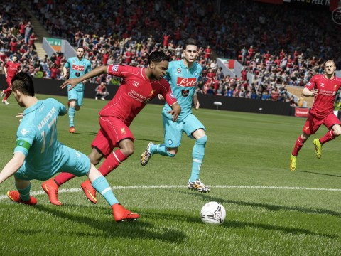 FIFA 15 demo out now on Xbox One and PS4