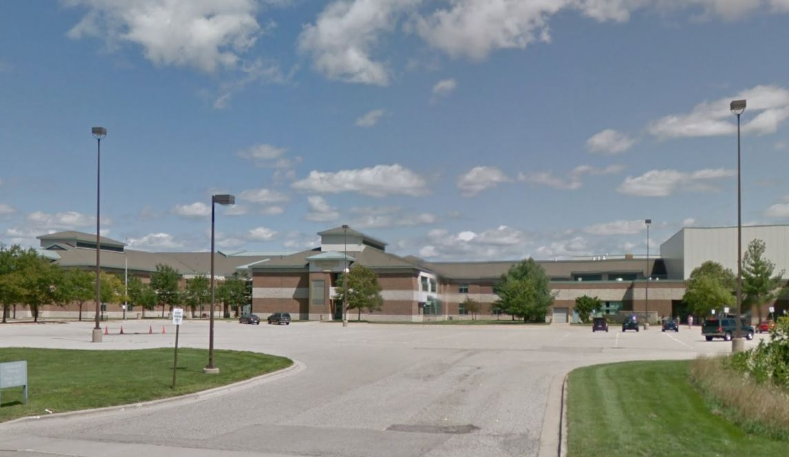 Grandville High School (Picture: Google street view)