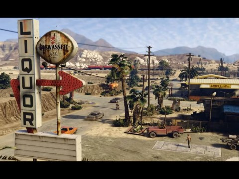 GTA V on Xbox One and PS4 'changes are astounding' says insider