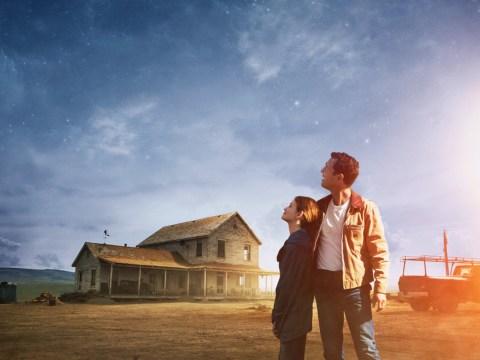 Matthew McConaughey stargazes in three new Interstellar posters