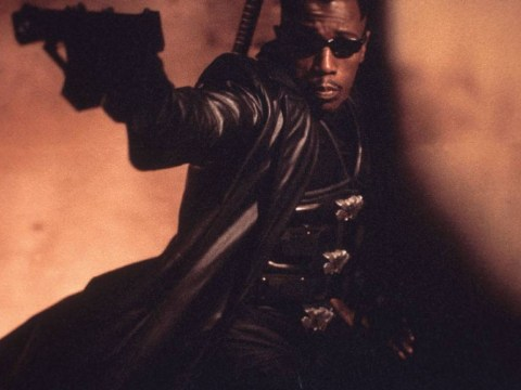 Wesley Snipes totally wants Blade to join the Avengers