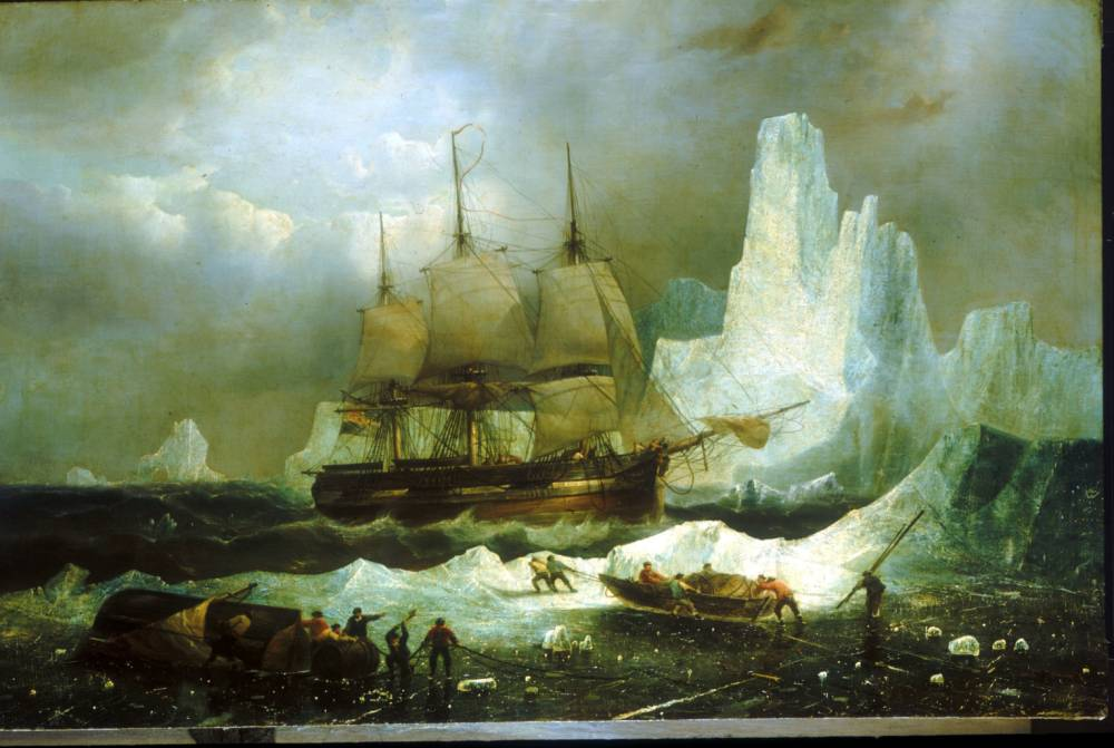 Canada may have found a Royal Navy ship that went missing 160 years ago