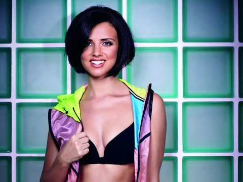 TOWIE's Lucy Mecklenburgh reveals the quick and simple work out behind her killer body