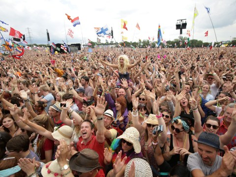Glastonbury festival 2015 tickets to go on sale in October