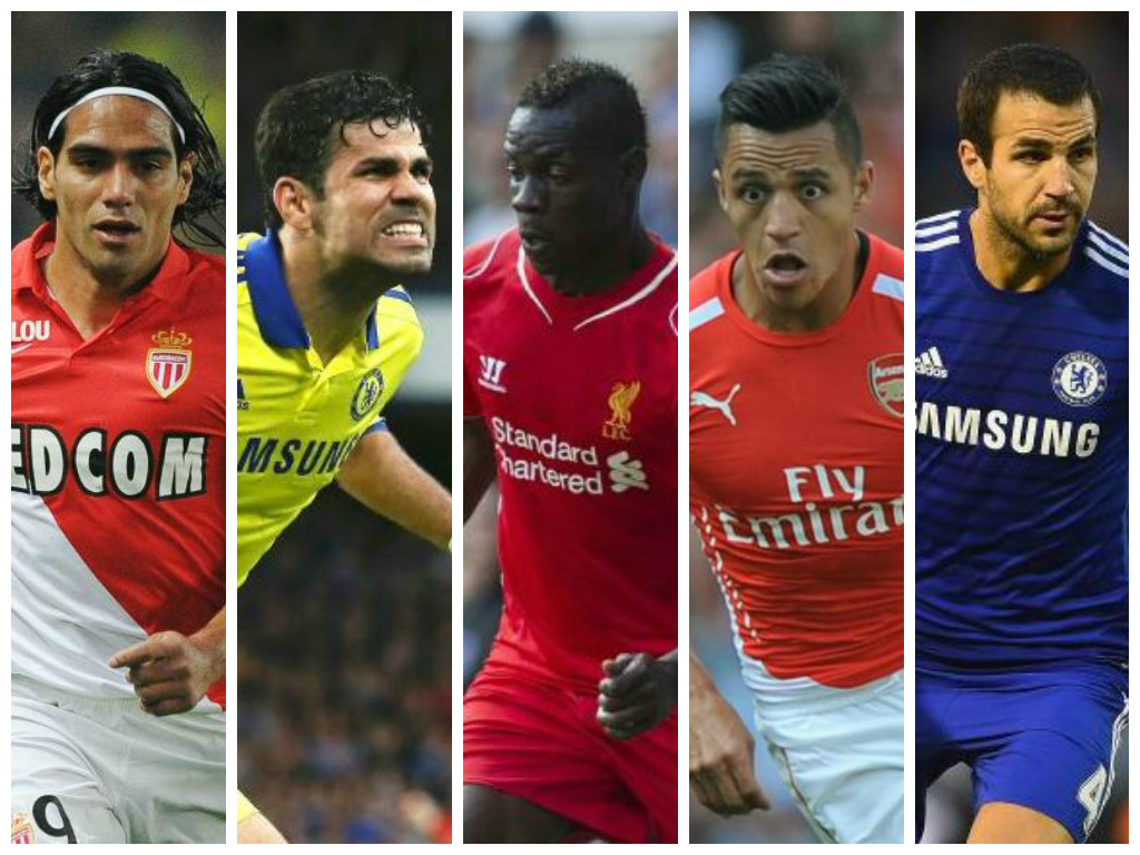 Best, worst and sneakiest deals of summer transfer window 2014 – does Radamel Falcao pip Diego Costa?