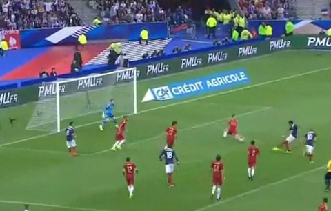 Chelsea newbie Loic Remy fires warning to Diego Costa with brilliant France goal