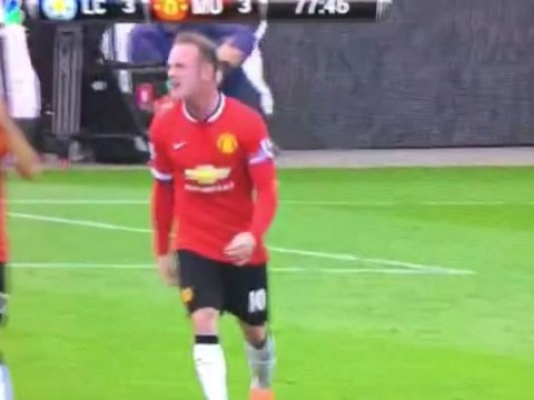 Wayne Rooney blasts Manchester United teammates for Leicester City equaliser – despite it being his fault