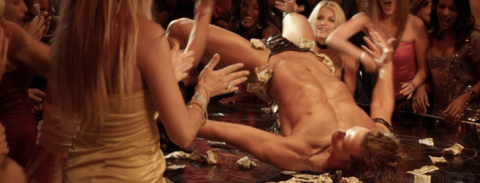 Magic Mike's on again and we've collated all the sexiest, juiciest bits here…