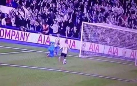 Roberto Soldado fails to score in open goal after Ryan Mason's wonder strike rescues Tottenham