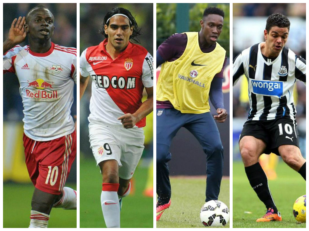 From Radamel Falcao to Danny Welbeck: Four transfer deadline day deals which could still go through