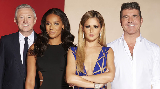 X Factor 2014 (Picture: ITV)