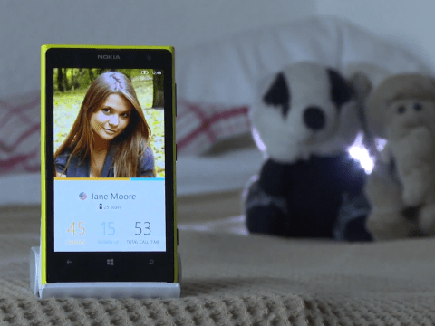 Fancy being woken up by a stranger every morning? There's an app for that