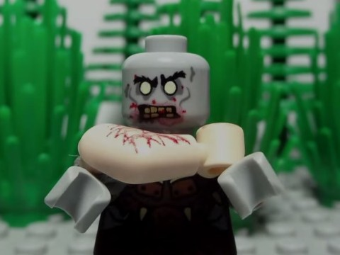 It's The Walking Dead season five trailer recreated in Lego and it's awesome