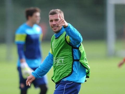 Lukas Podolski to demand showdown talks with Arsene Wenger over Arsenal future
